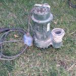 Vízszivattyúzás elektromos szivattyúval